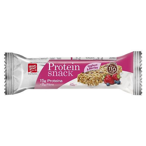 Barra proteína yogurt & berries
