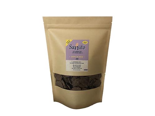 Chips de Maíz Chocolate Sin gluten Saniito