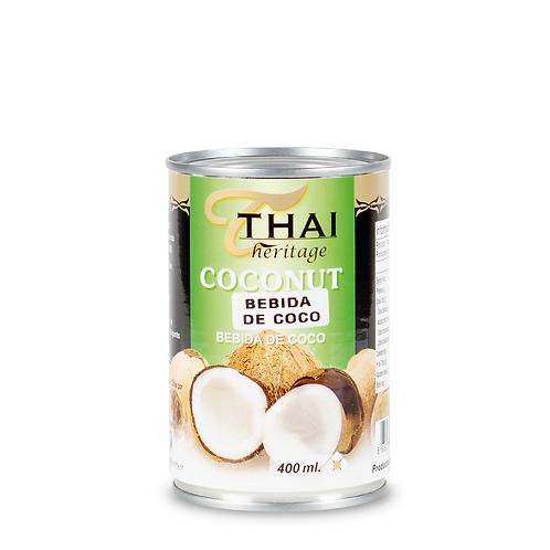 Leche de coco Thai 400ml.