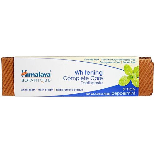 Pasta Dental Natural Blanqueadora Himalaya