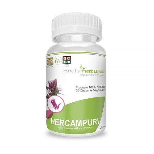 Hercampuri 500mg. Health Natural 60 cápsulas