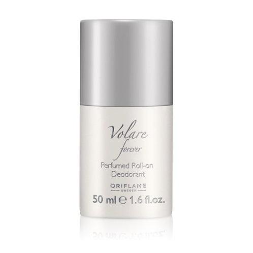 Desodorante Mujer Antitranspirante Rollon Volare Forever 50 ml.