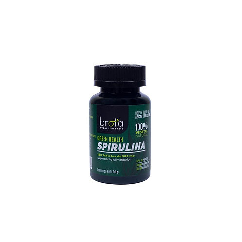 Spirulina orgánica Brota 180gr.