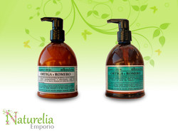 Shampoo y Bálsamo Ortiga