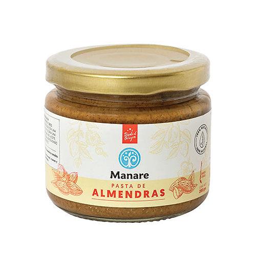 Pasta de Almendras Manare 200g.