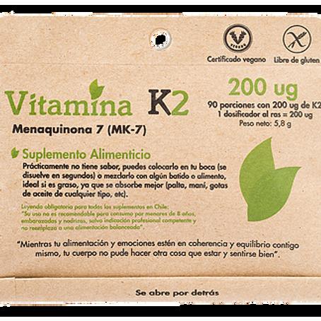 Vitamina K2 Dulzura Natural