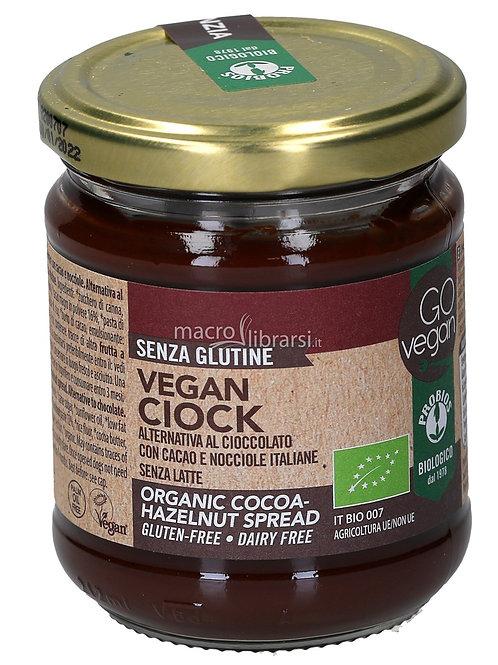 Pasta chocolate avellana vegana-sin gluten 200g.