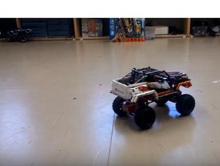 Lego Car and Train