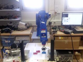 Lego Sorting using Robotic Arm