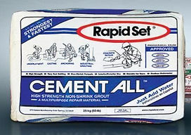 Rapid Set available at Chematco