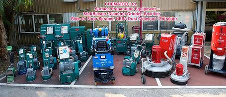 Chematco Flooring Equipment