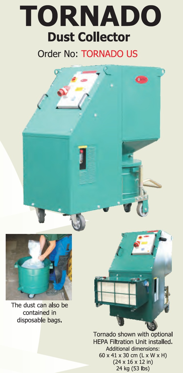 CONTEC Tornado Dust Collector