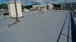 Polyurethane Waterproofing System