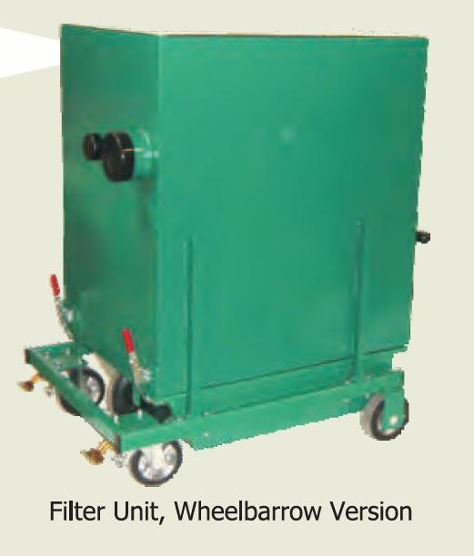 CONTEC R2D2 Filter Unit