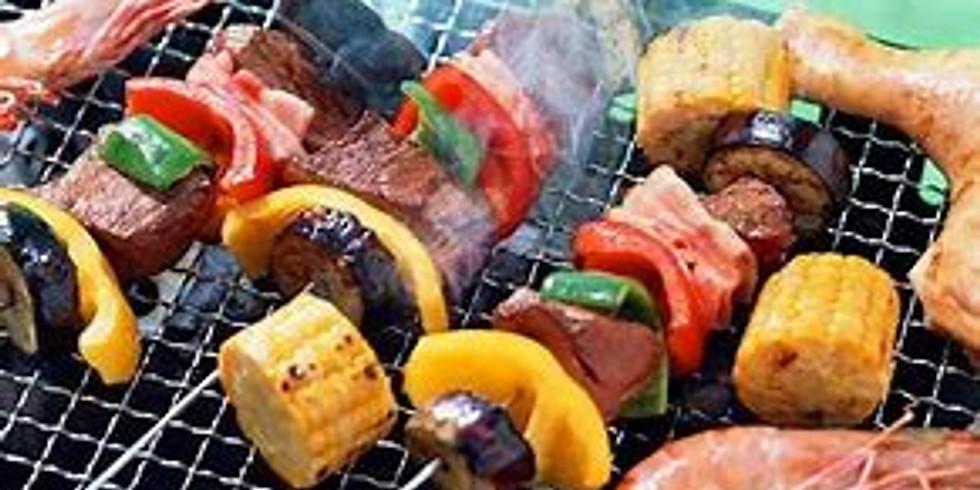 スポーツ・レクリエーション「BBQ&海水浴」