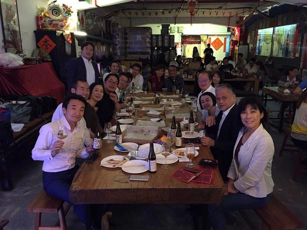 【10月25日(金)開催】「香港地ビール工場見学&懇親会」飲食分科会活動報告