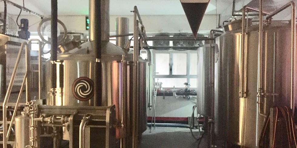 【10月25日(金)開催】「香港地ビール工場見学&懇親会」飲食分科会開催のお知らせ