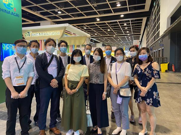 開催報告【8月16日(月)開催】HKTDC主催「Food Expo 2021」ガイド付きツアー