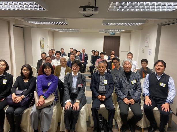 【12月12日(木)開催】第168回定例会「2019年の香港を振り返って-政治・経済の現状と今後の展望-」開催報告