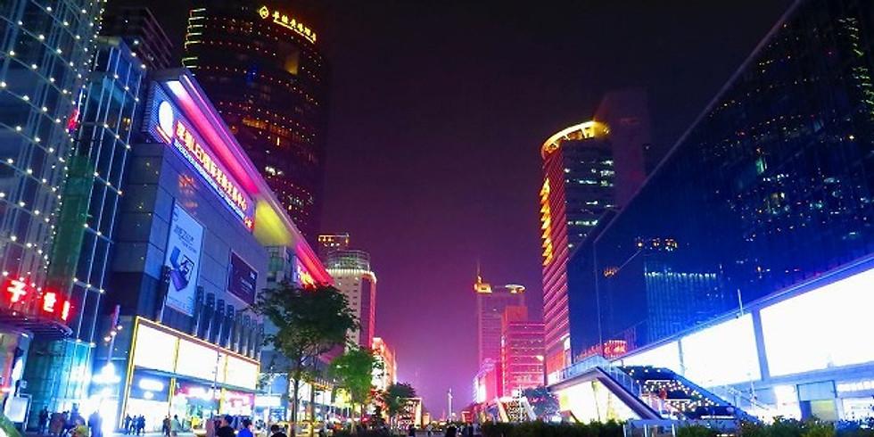 【6月14日(金)開催】第162回定例会「20世紀を引きずっていない街、深センビジネスの構造と協業」 (1)