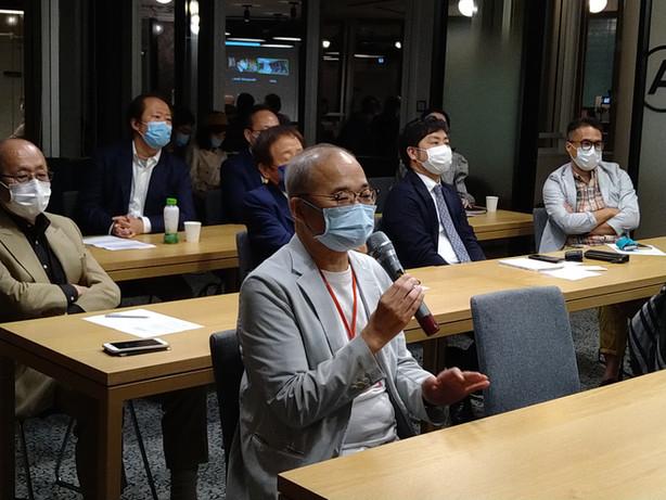 開催報告【4月16日(金)開催】第179回香港和僑会定例会「ようこそ香港オリエンテーション」