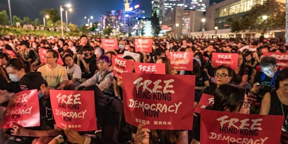 【12月12日(木)開催】第168回定例会「2019年の香港を振り返って-政治・経済の現状と今後の展望-」