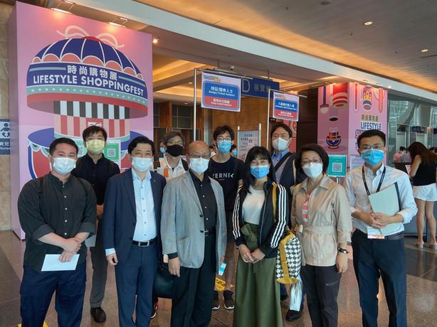 開催報告【会員限定4月30日(金)開催】HKTDC主催「Lifestyle Shopping Fest」ガイド付きツアー