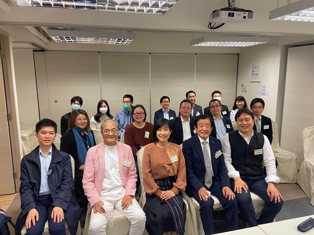 【3月13日(金)開催】香港和僑会「年次総会」活動報告