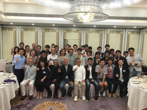 第152回定例会「香港×深セン×台湾×シンガポール和僑会 合同大交流会」