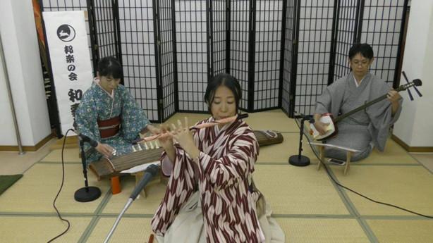 【11月22日(日)オンライン開催】日本秋祭in香港認定イベント「和に親しむひとときを第1部:和楽器演奏」開催報告