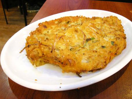 [首爾] 廣藏市場的綠豆煎餅