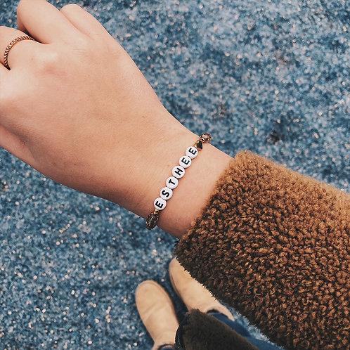 Facet armband