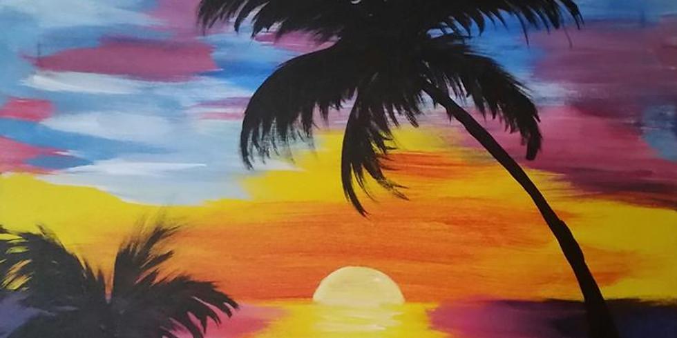 Paint & Sip 6pm