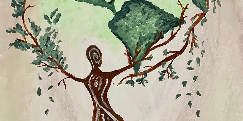 Earth Day - Paint and Sip 6:00 pm