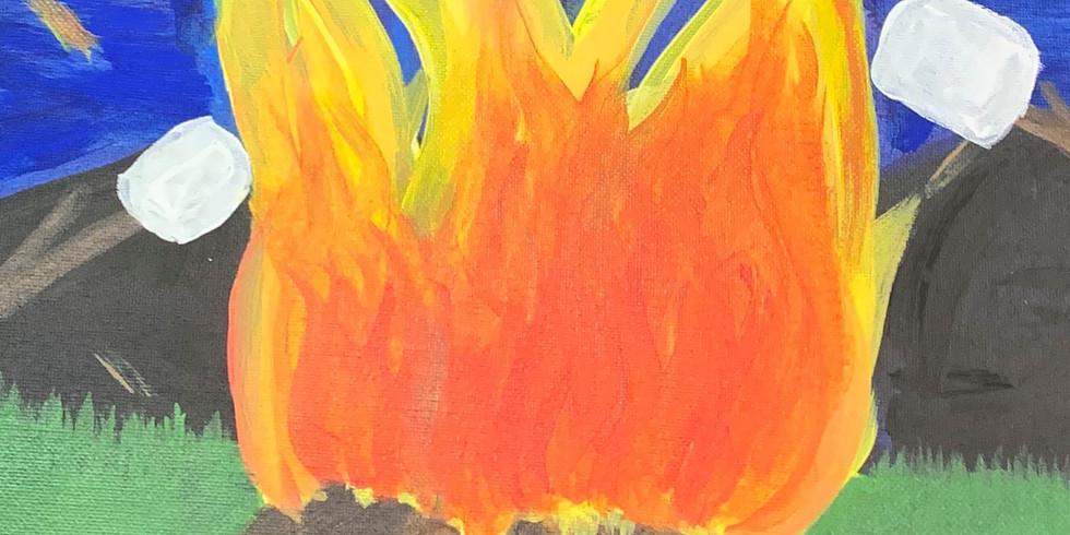 Children's Painting Class  2:00 pm