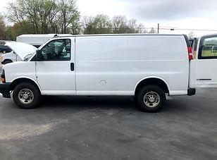 2019 Chevrolet - Express Cargo Van