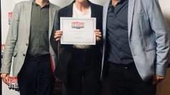 Premio para Cabeza Voladora en el First Glance Film Festival (Diario Información)