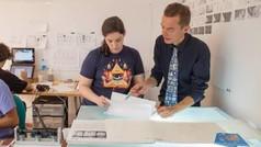 Un profesor de la UMH y un cineasta alicantino impulsan el primer estudio de animación en la provincia (Diario Información)