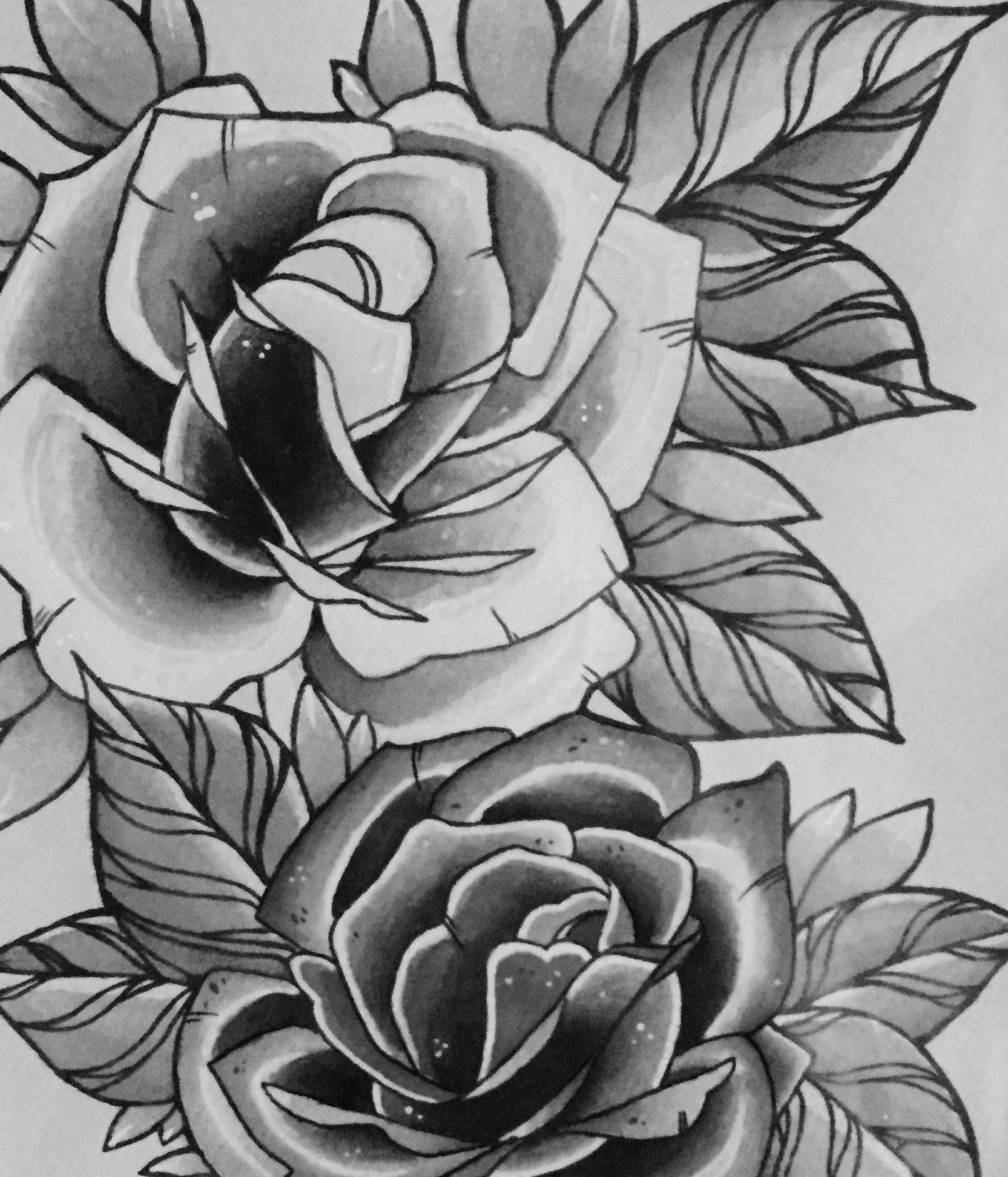 Rose Dawing
