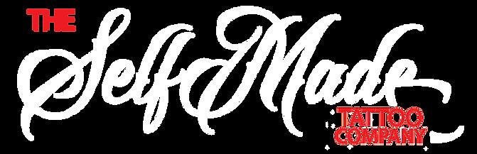 SelfMade Logo White