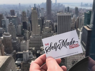 SelfMade goes to New York!