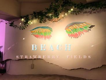 6/4〜9/30 BEACH STRAWBERRY FIELDS