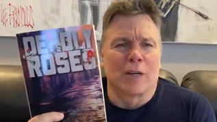 Lanny Poffo With Deadly Roses 3-9-20