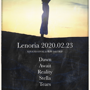 Lenoria 1st Live(2020/02/23 KIVA FESTIVAL)