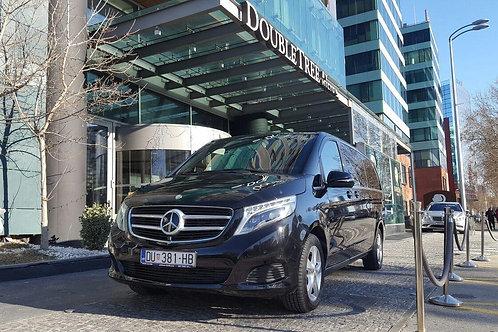 Mercedes V250d VIP - najam