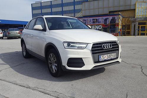 Audi Q3 - najam