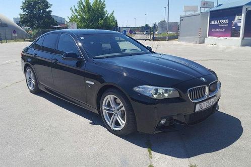 BMW 520d - najam