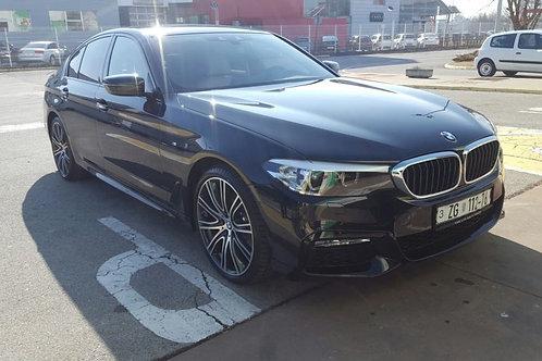 BMW serije 5 (G30) - NAJAM