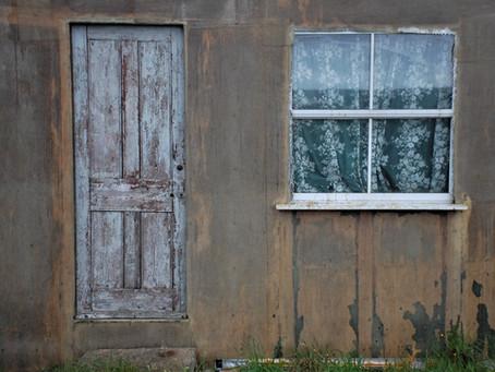 Aan de andere kant van de deur