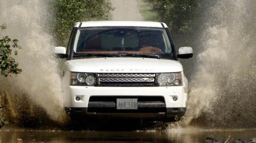Land Rover Spec
